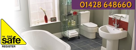 Bathroom Plumbing in Haslemere